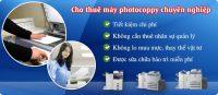 cho thuê máy photocopy châu thành