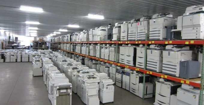 máy photocopy dương minh châu