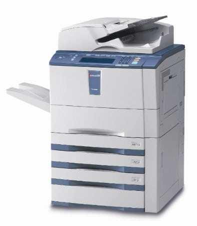 Mua bán máy photocopy Long An
